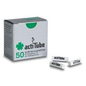 ActiTube SLIM 50 aktywne filtry weglowe do jointow