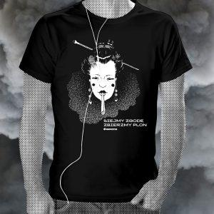 koszulka siejmy zgode fem